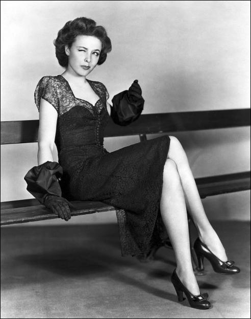 RIP: Laraine Day (1920?-2007) | actresses | The Hitchcock Zone