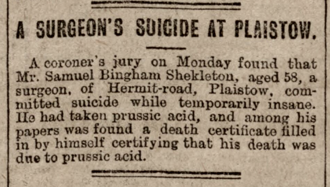 Essex Newspaper (01/Jun/1907)