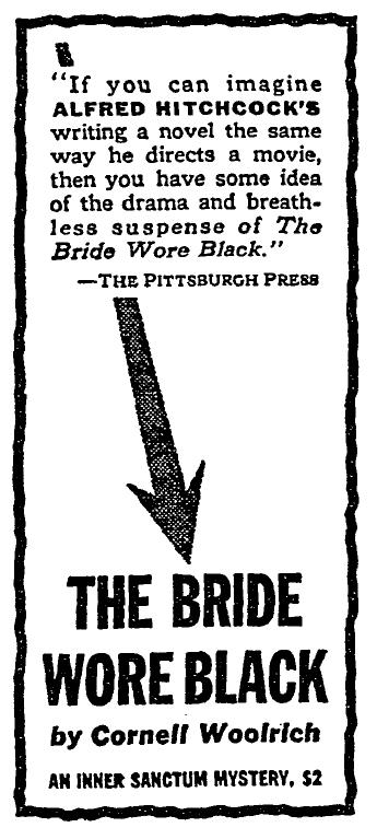 brideworeblack